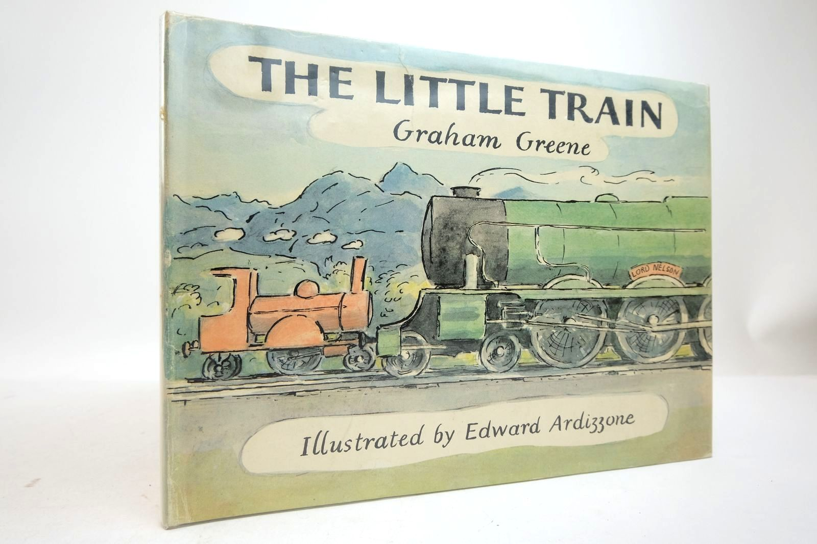 Photo of THE LITTLE TRAIN- Stock Number: 2134786