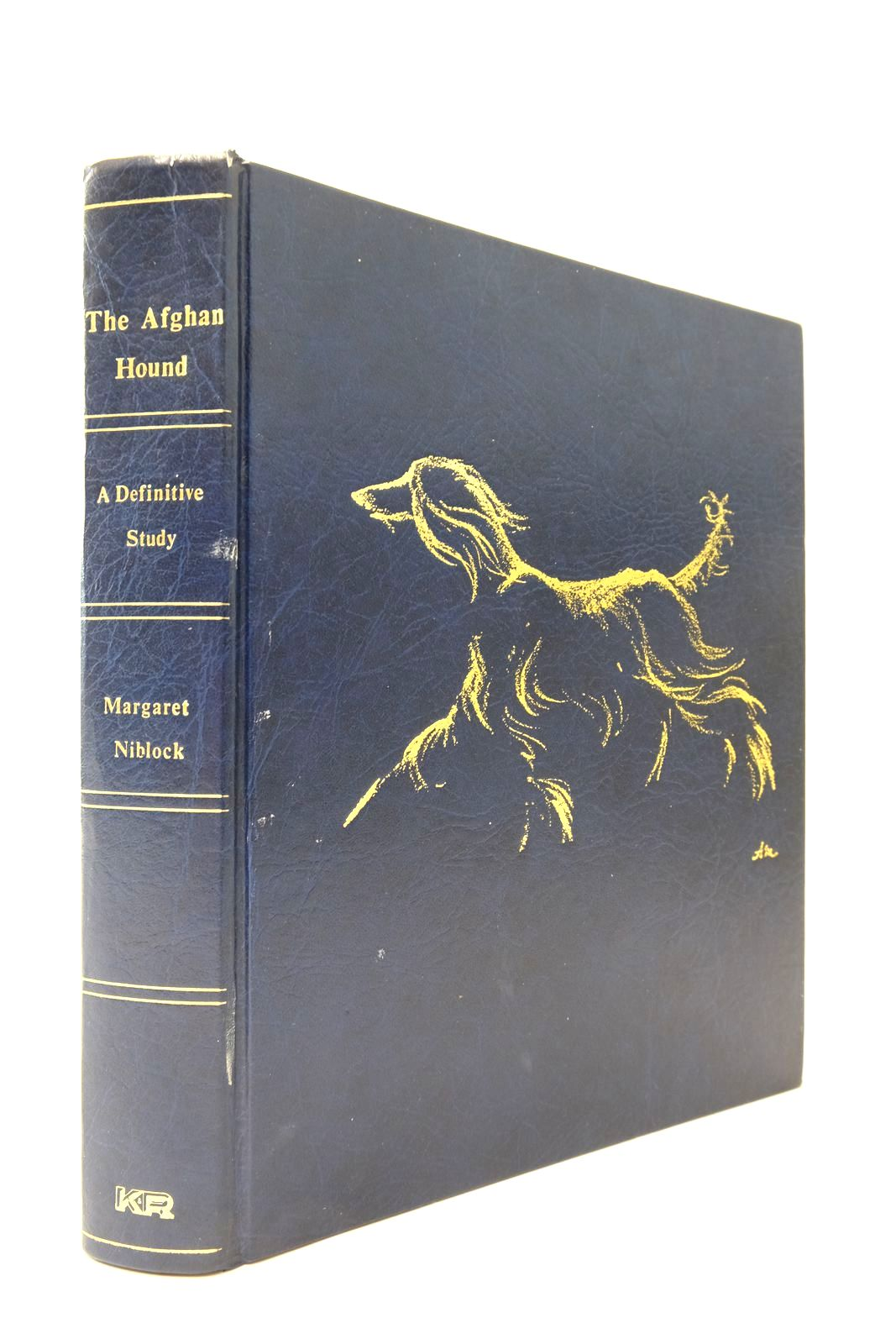 Photo of THE AFGHAN HOUND A DEFINITIVE STUDY written by Niblock, Margaret published by K. & R. Books Ltd. (STOCK CODE: 2134787)  for sale by Stella & Rose's Books