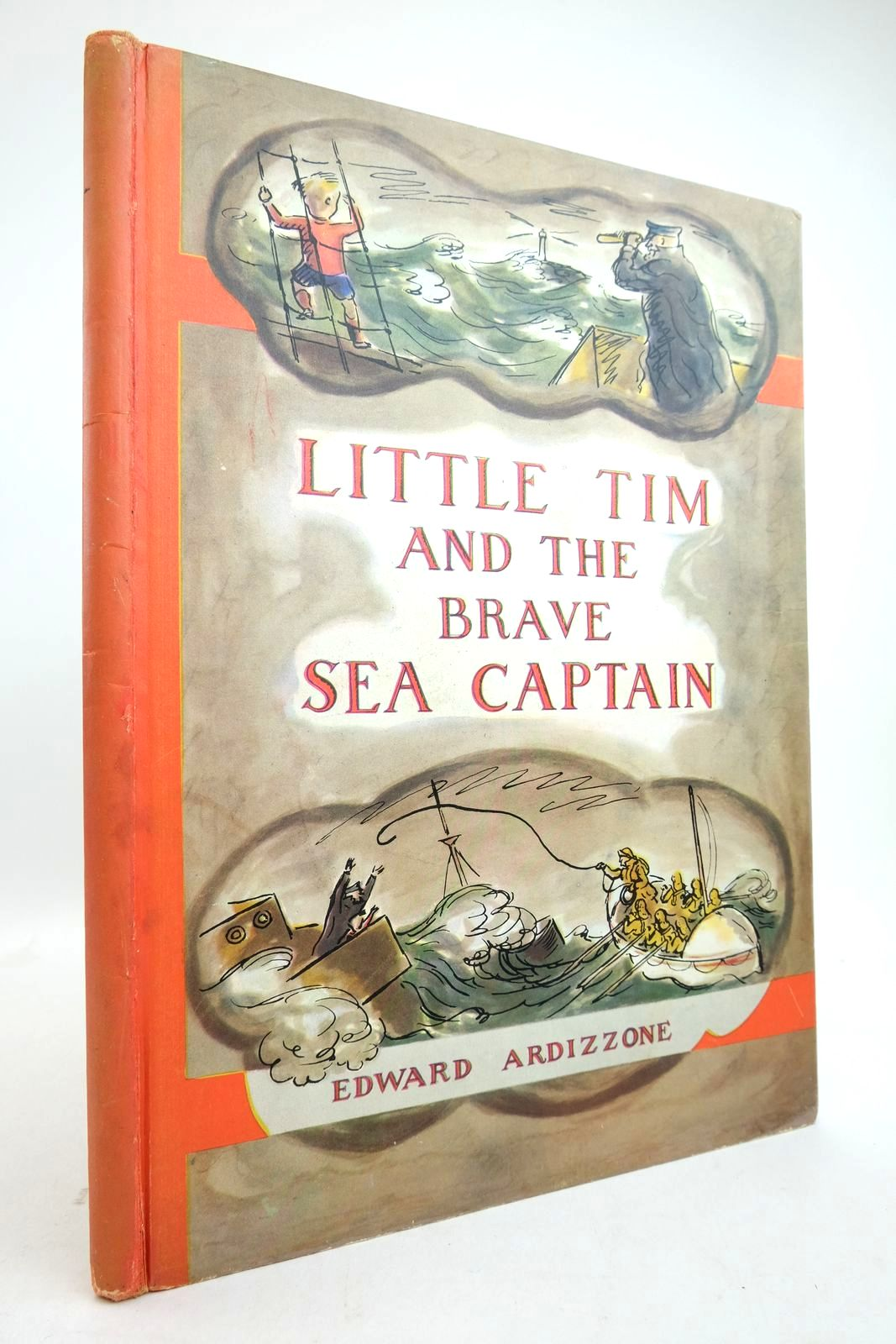 Photo of LITTLE TIM AND THE BRAVE SEA CAPTAIN- Stock Number: 2134788