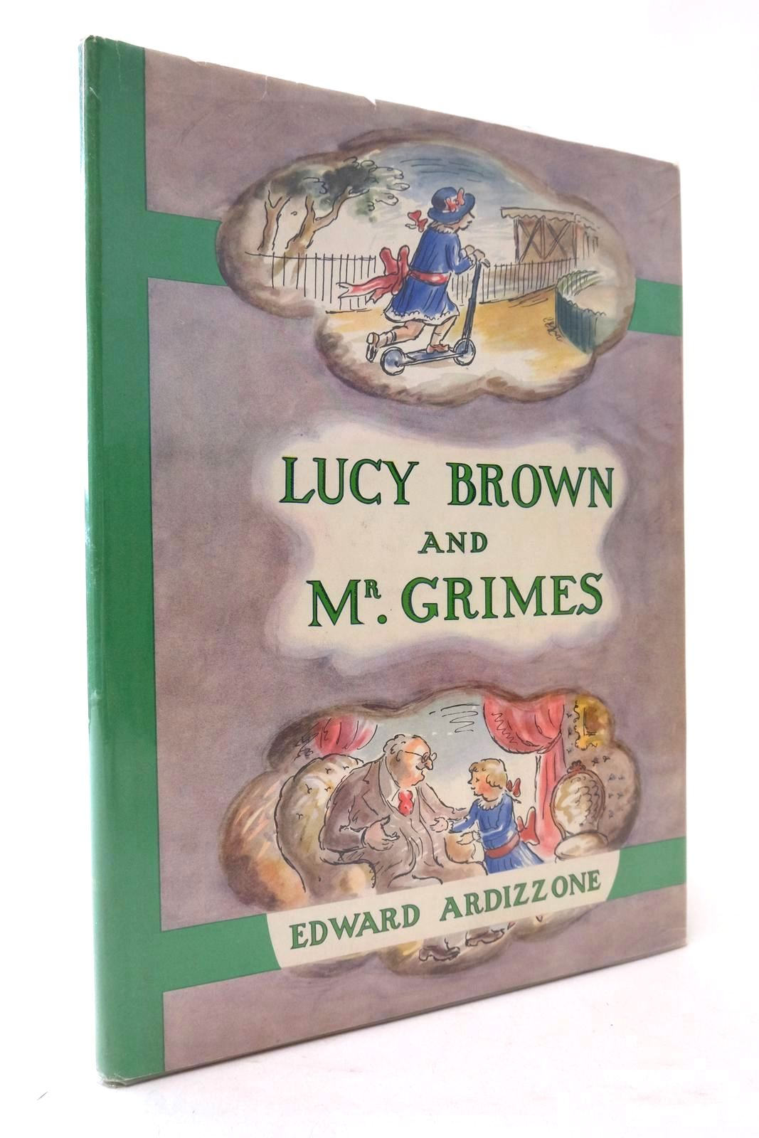 Photo of LUCY BROWN AND MR. GRIMES- Stock Number: 2134789