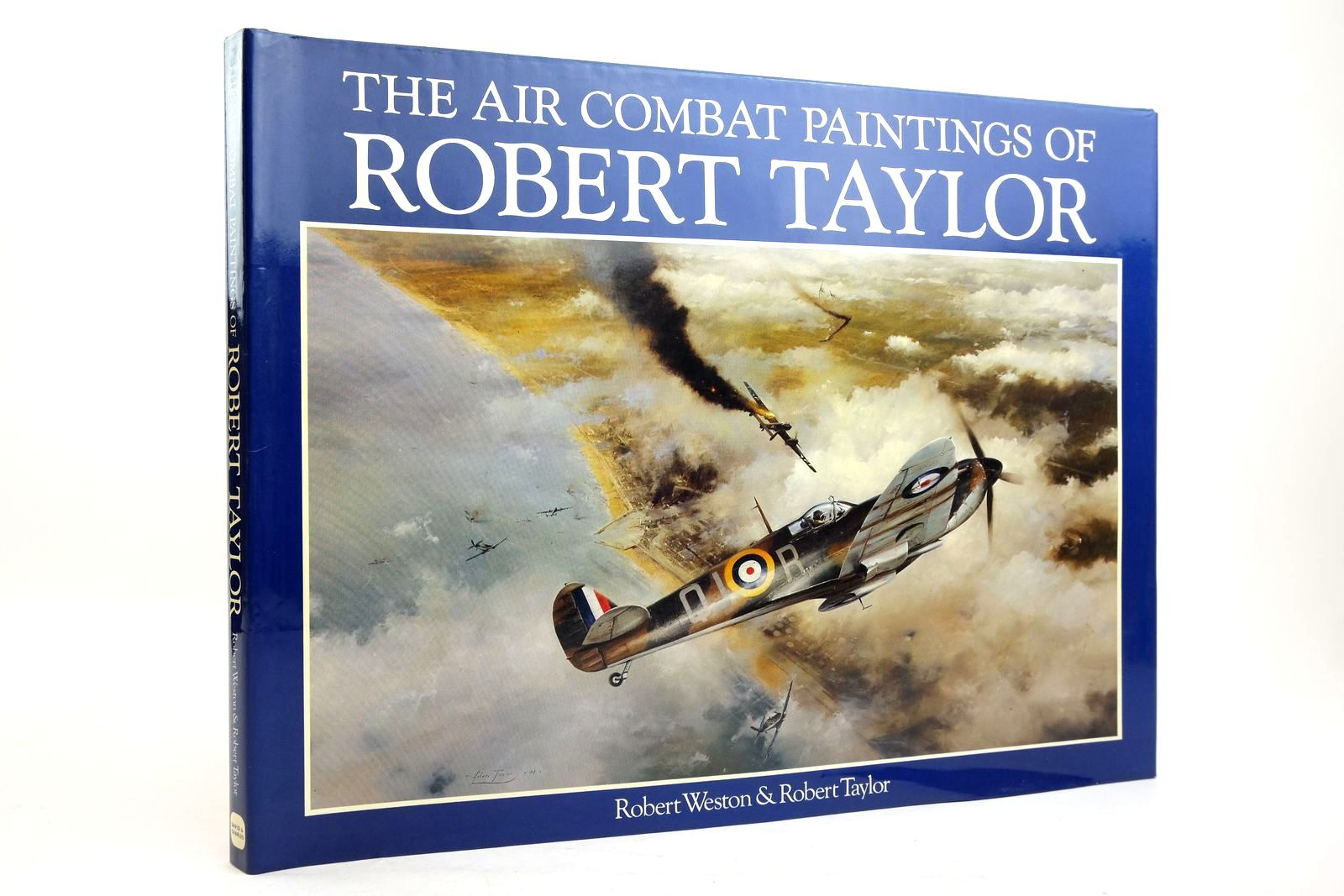 Photo of THE AIR COMBAT PAINTINGS OF ROBERT TAYLOR- Stock Number: 2134822
