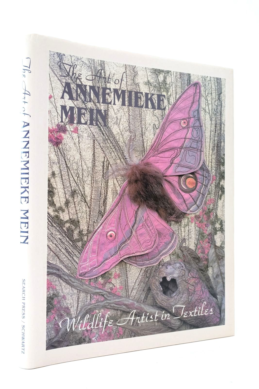 Photo of THE ART OF ANNEMIEKE MEIN WILDLIFE ARTIST IN TEXTILES illustrated by Mein, Annemieke published by Search Press Ltd. (STOCK CODE: 2134826)  for sale by Stella & Rose's Books