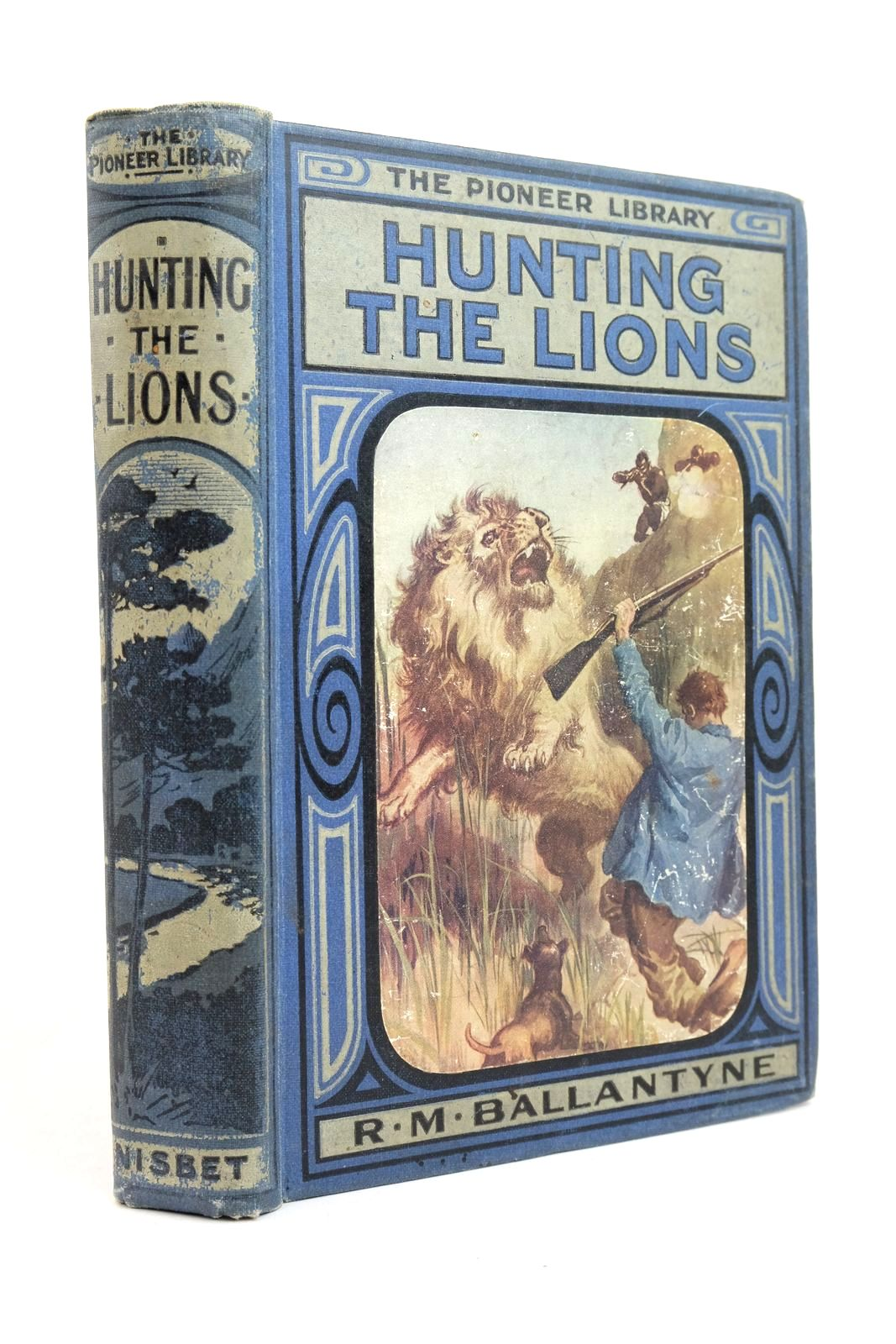 Photo of HUNTING THE LIONS & THE PIONEERS- Stock Number: 2134831