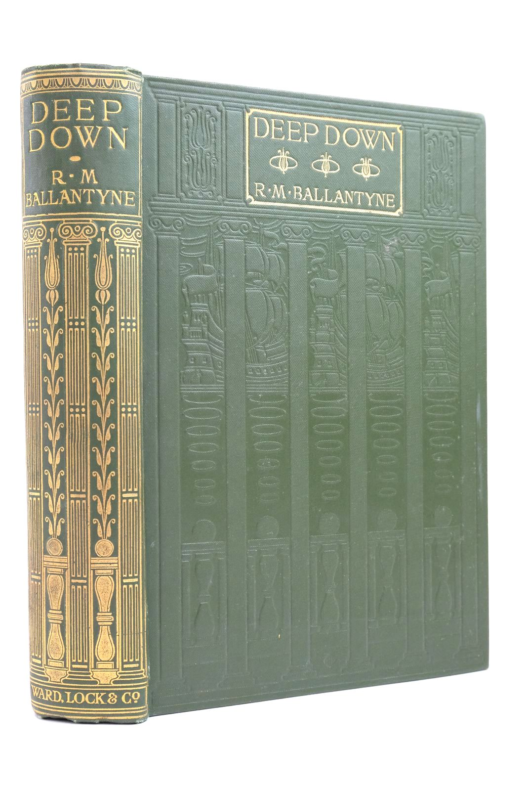 Photo of DEEP DOWN- Stock Number: 2134838