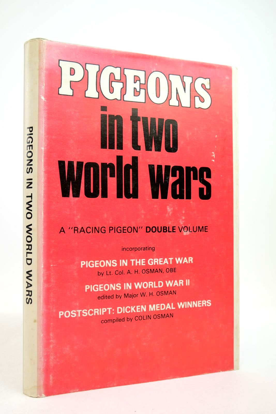 Photo of PIGEONS IN TWO WORLD WARS- Stock Number: 2134849