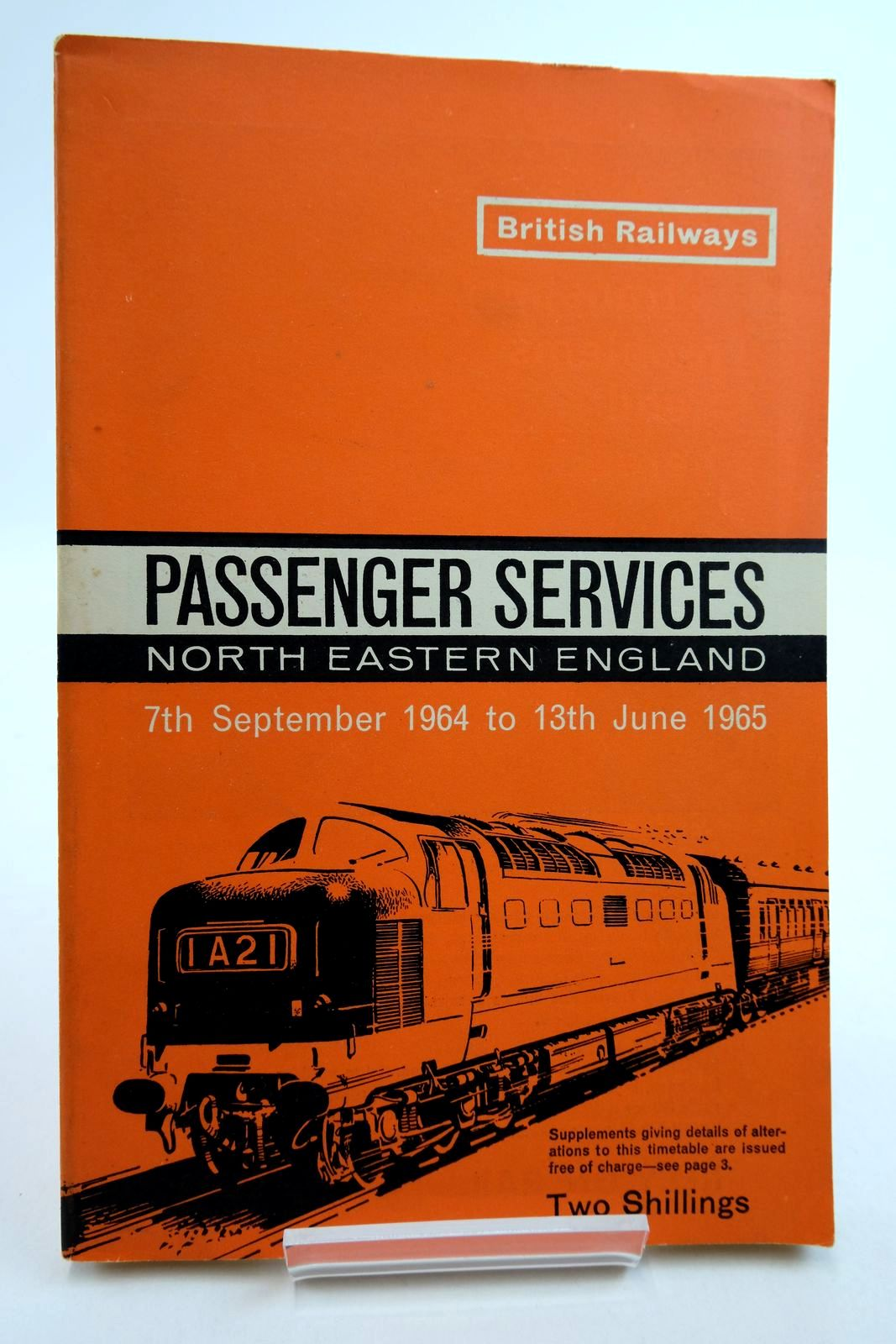 Photo of PASSENGER SERVICES NORTH EASTERN ENGLAND- Stock Number: 2134880
