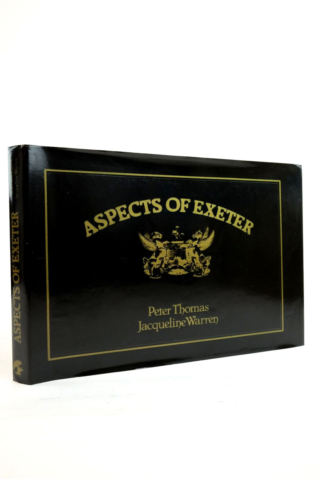 Photo of ASPECTS OF EXETER written by Thomas, Peter Warren, Jacqueline published by Baron Jay Ltd. (STOCK CODE: 2134883)  for sale by Stella & Rose's Books