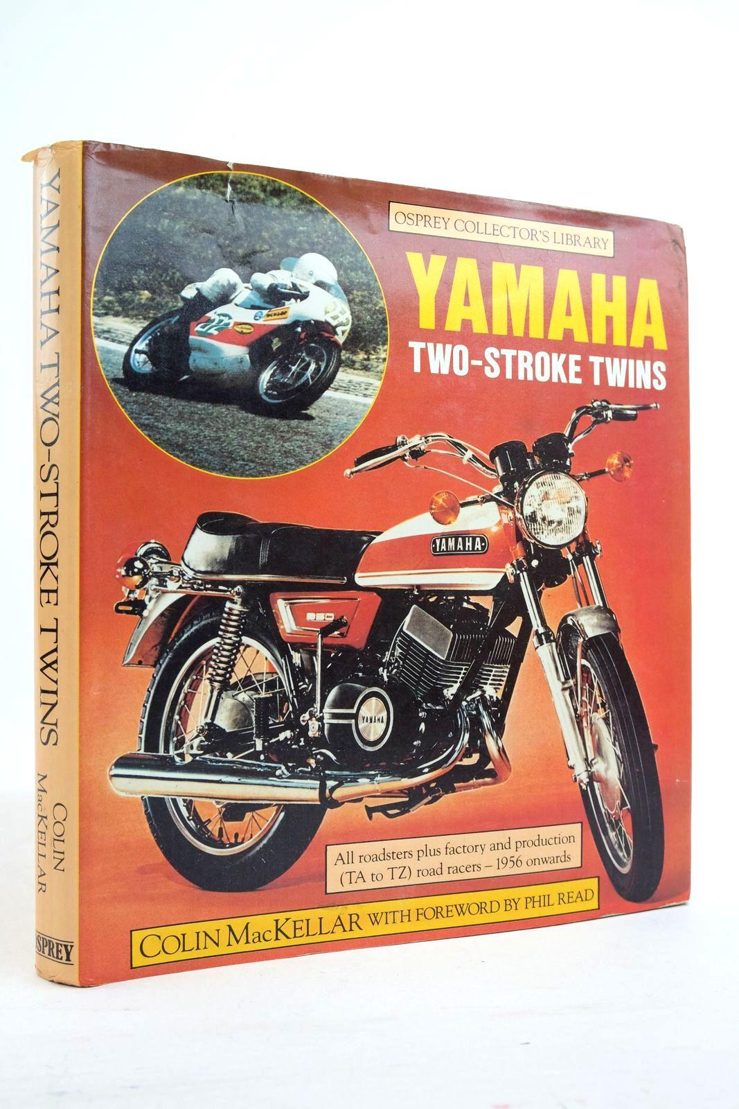 Photo of YAMAHA TWO-STROKE TWINS- Stock Number: 2134884