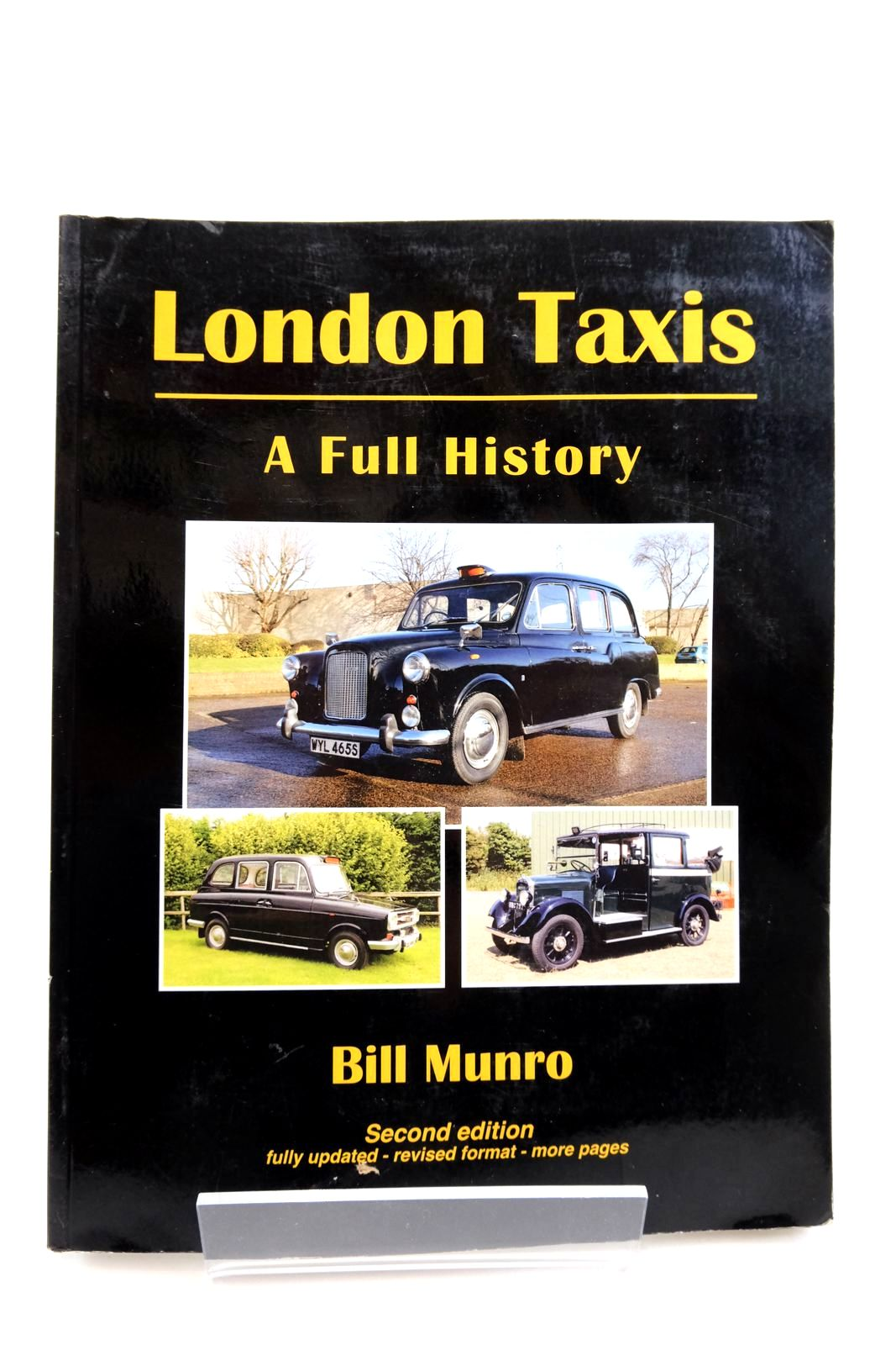 Photo of LONDON TAXIS: A FULL HISTORY written by Munro, Bill published by Earlswood Press (STOCK CODE: 2134888)  for sale by Stella & Rose's Books