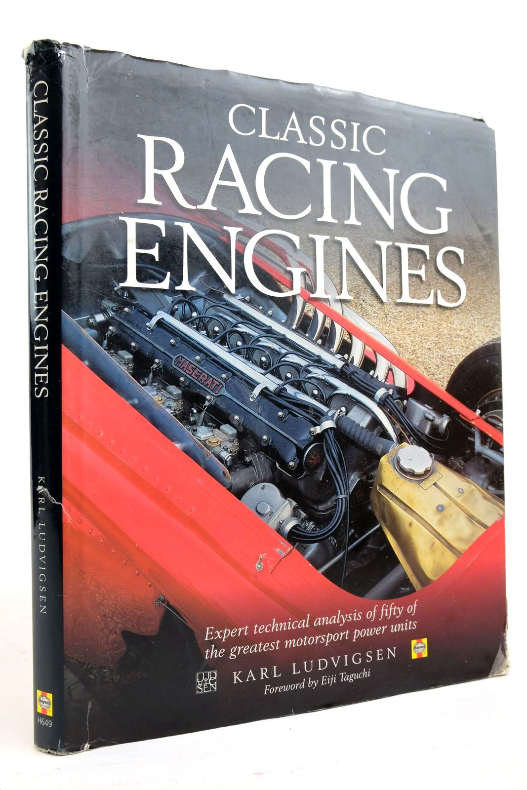 Photo of CLASSIC RACING ENGINES- Stock Number: 2134893