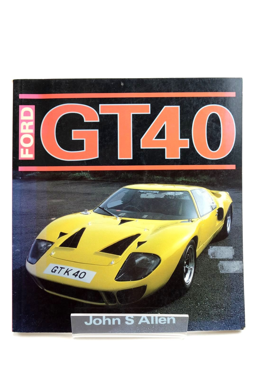 Photo of FORD GT40- Stock Number: 2134897