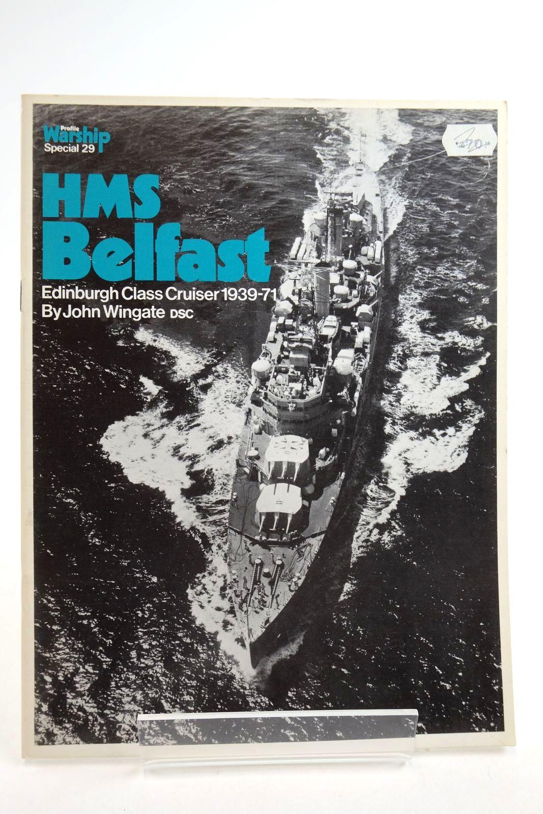 Photo of PROFILE WARSHIP SPECIAL 29: HMS BELFACT EDINBURGH CLASS CRUISER 1939-1971- Stock Number: 2134914