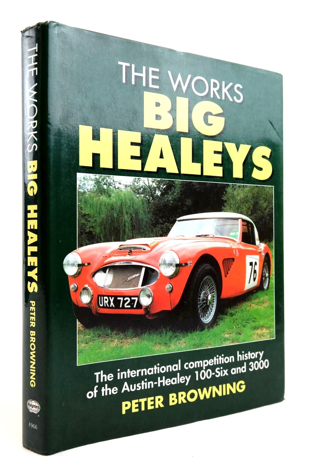 Photo of THE WORKS BIG HEALEYS- Stock Number: 2134919