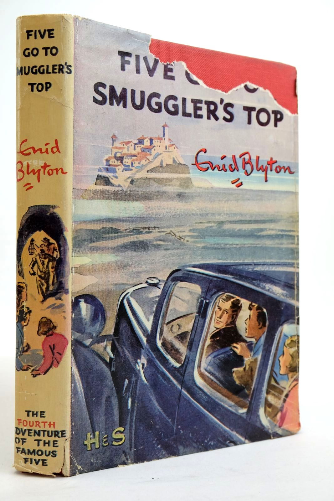 Photo of FIVE GO TO SMUGGLER'S TOP- Stock Number: 2134935