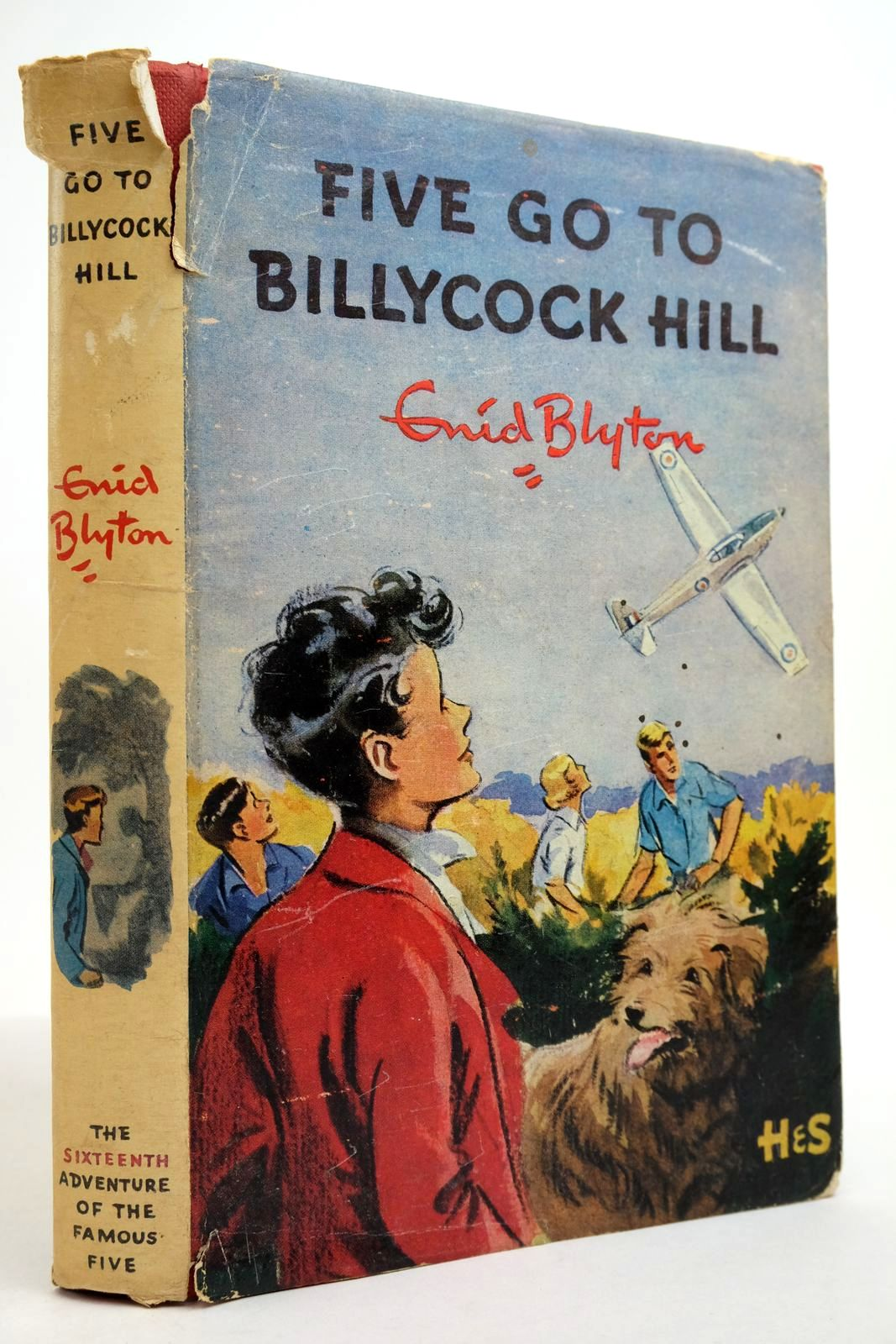Photo of FIVE GO TO BILLYCOCK HILL- Stock Number: 2134939