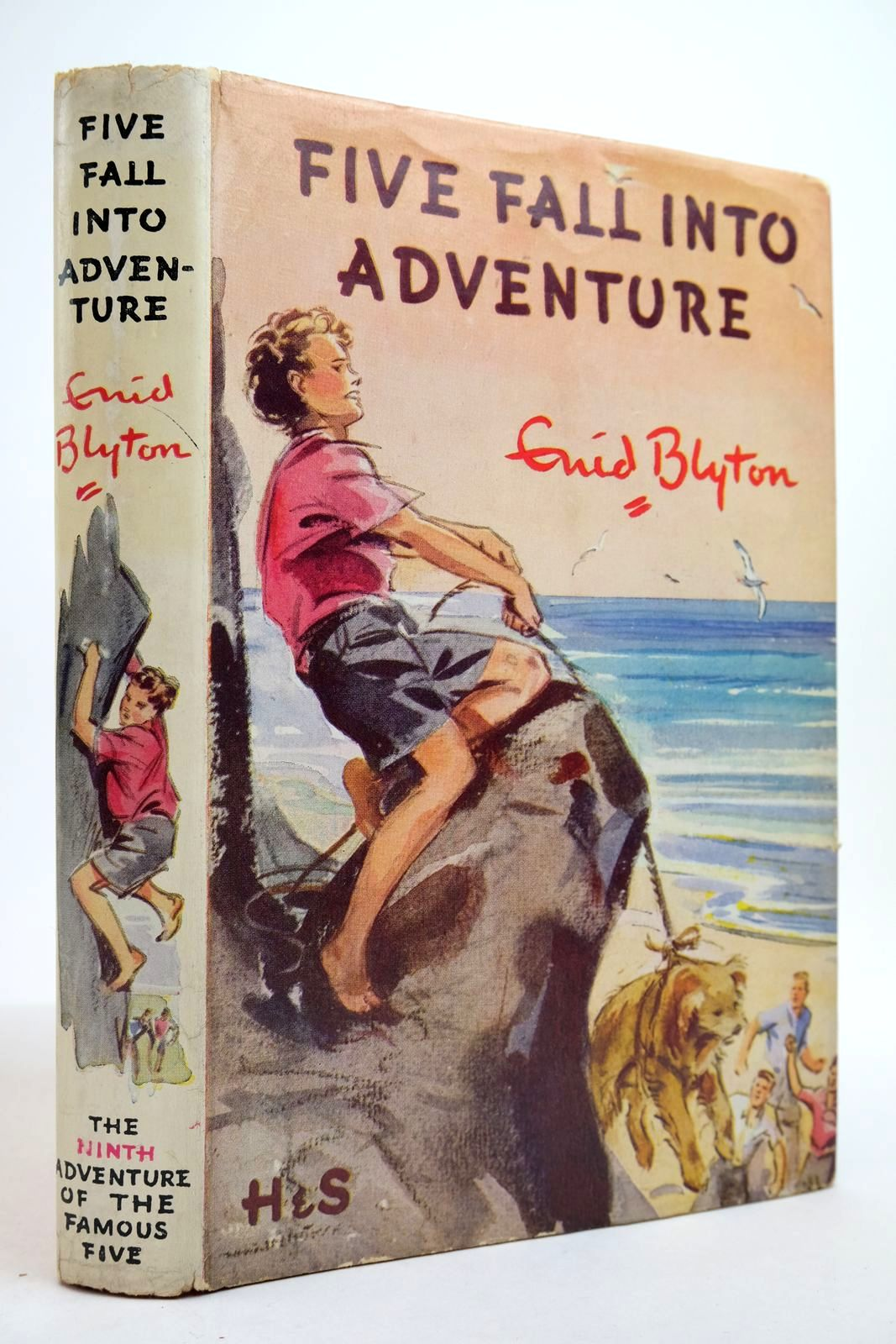 Photo of FIVE FALL INTO ADVENTURE- Stock Number: 2134946