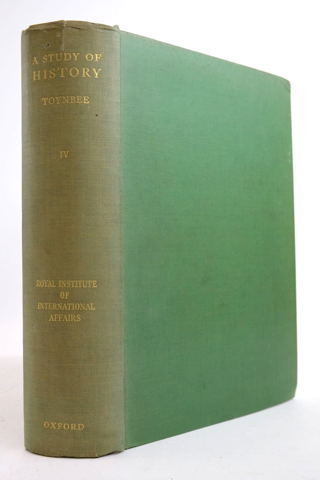 Photo of A STUDY OF HISTORY VOLUME IV- Stock Number: 2134961