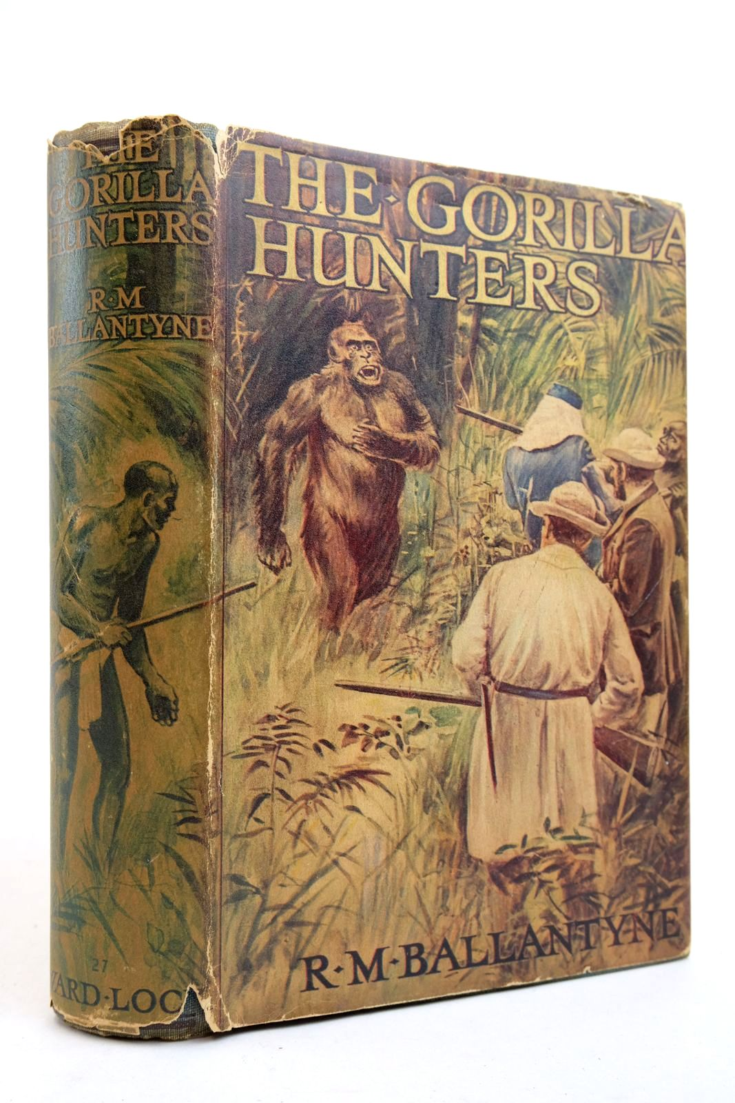 Photo of THE GORILLA HUNTERS- Stock Number: 2134964