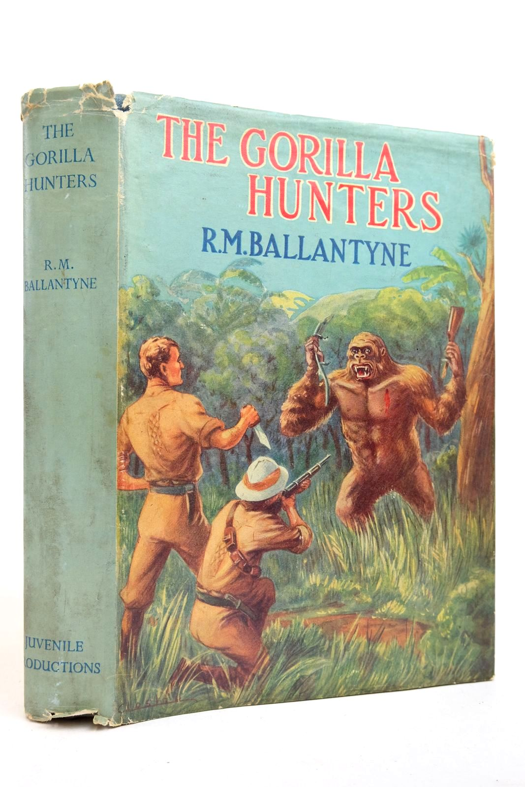 Photo of THE GORILLA HUNTERS- Stock Number: 2134967