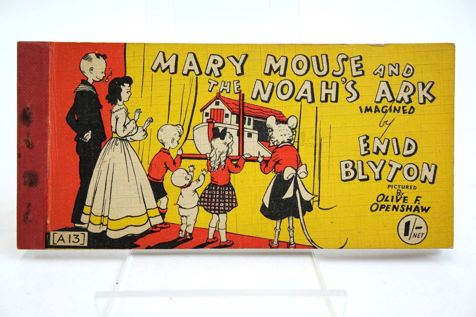 Photo of MARY MOUSE AND THE NOAH'S ARK- Stock Number: 2134969