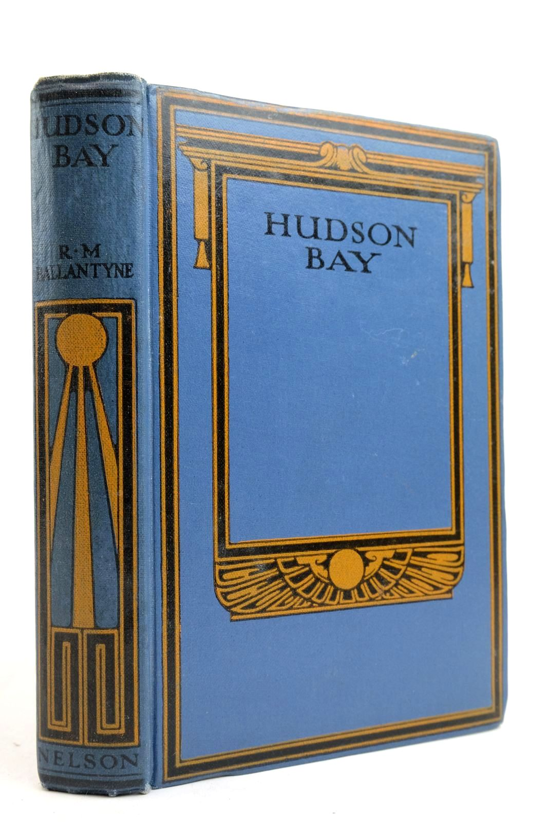 Photo of HUDSON BAY written by Ballantyne, R.M. published by Thomas Nelson and Sons Ltd. (STOCK CODE: 2134974)  for sale by Stella & Rose's Books