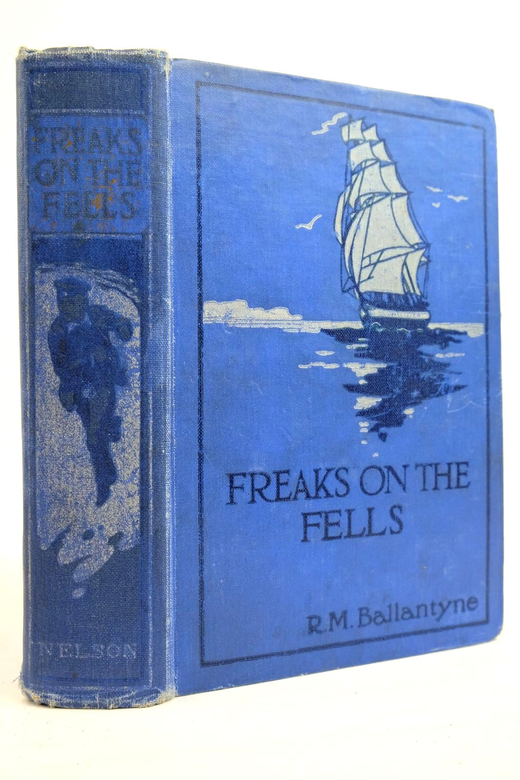 Photo of FREAKS ON THE FELLS AND WHY I DID NOT BECOME A SAILOR- Stock Number: 2134978