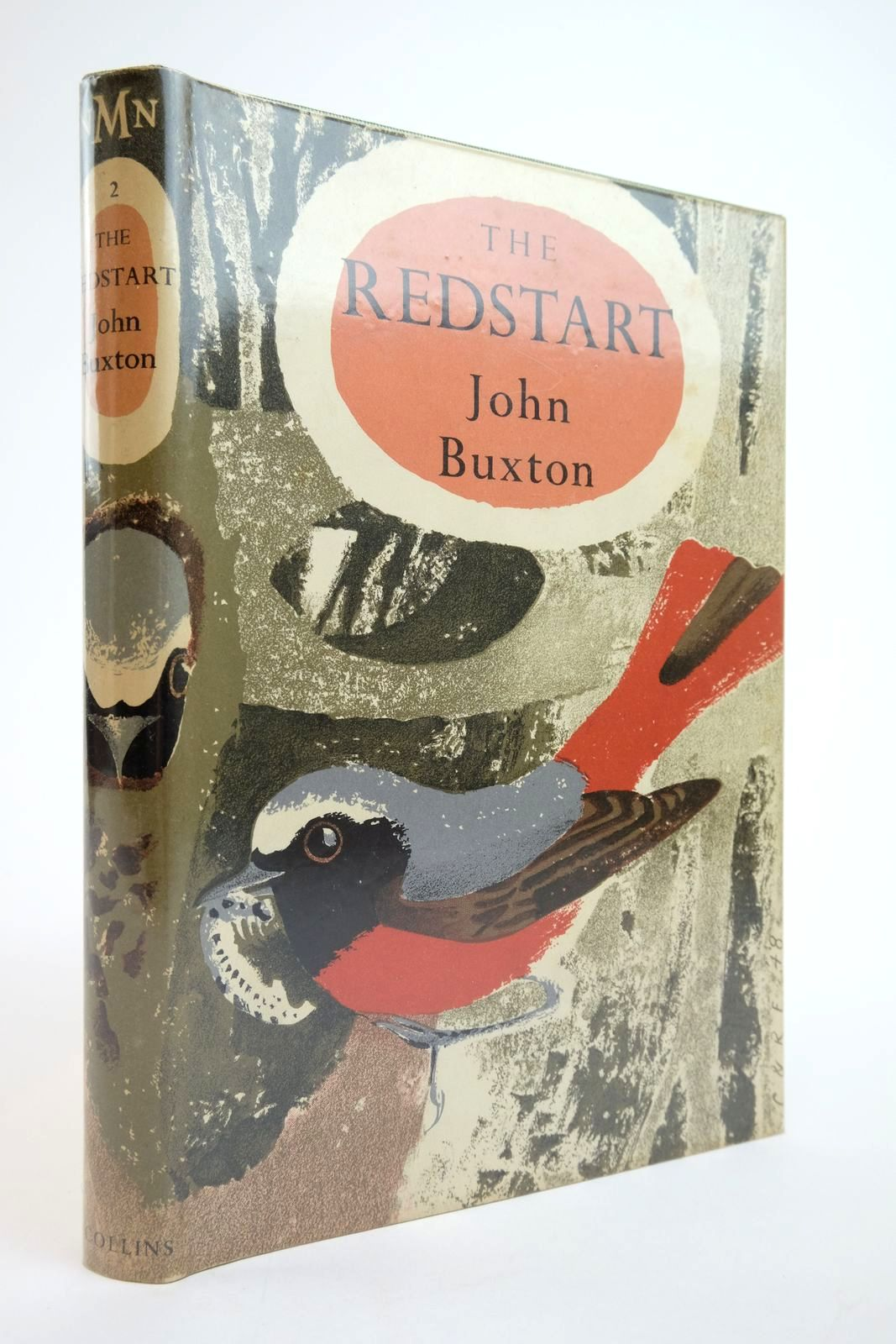 Photo of THE REDSTART (NMN 2) written by Buxton, John published by Collins (STOCK CODE: 2134983)  for sale by Stella & Rose's Books