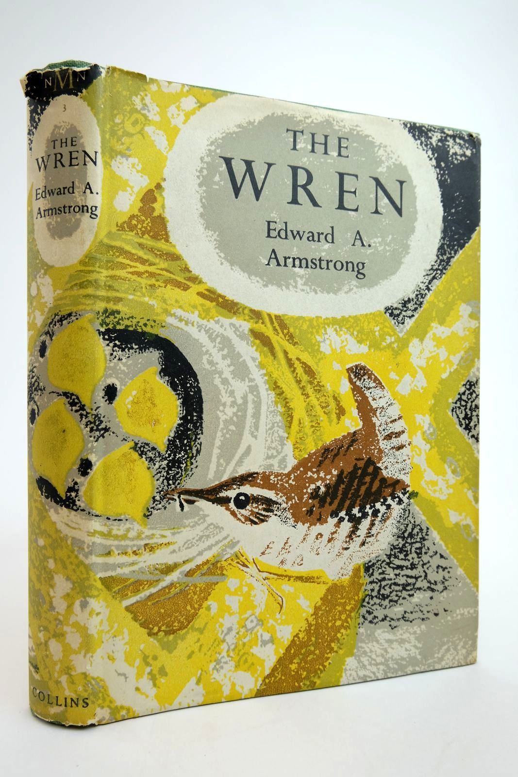 Photo of THE WREN (NMN 3) written by Armstrong, Edward A. published by Collins (STOCK CODE: 2134991)  for sale by Stella & Rose's Books