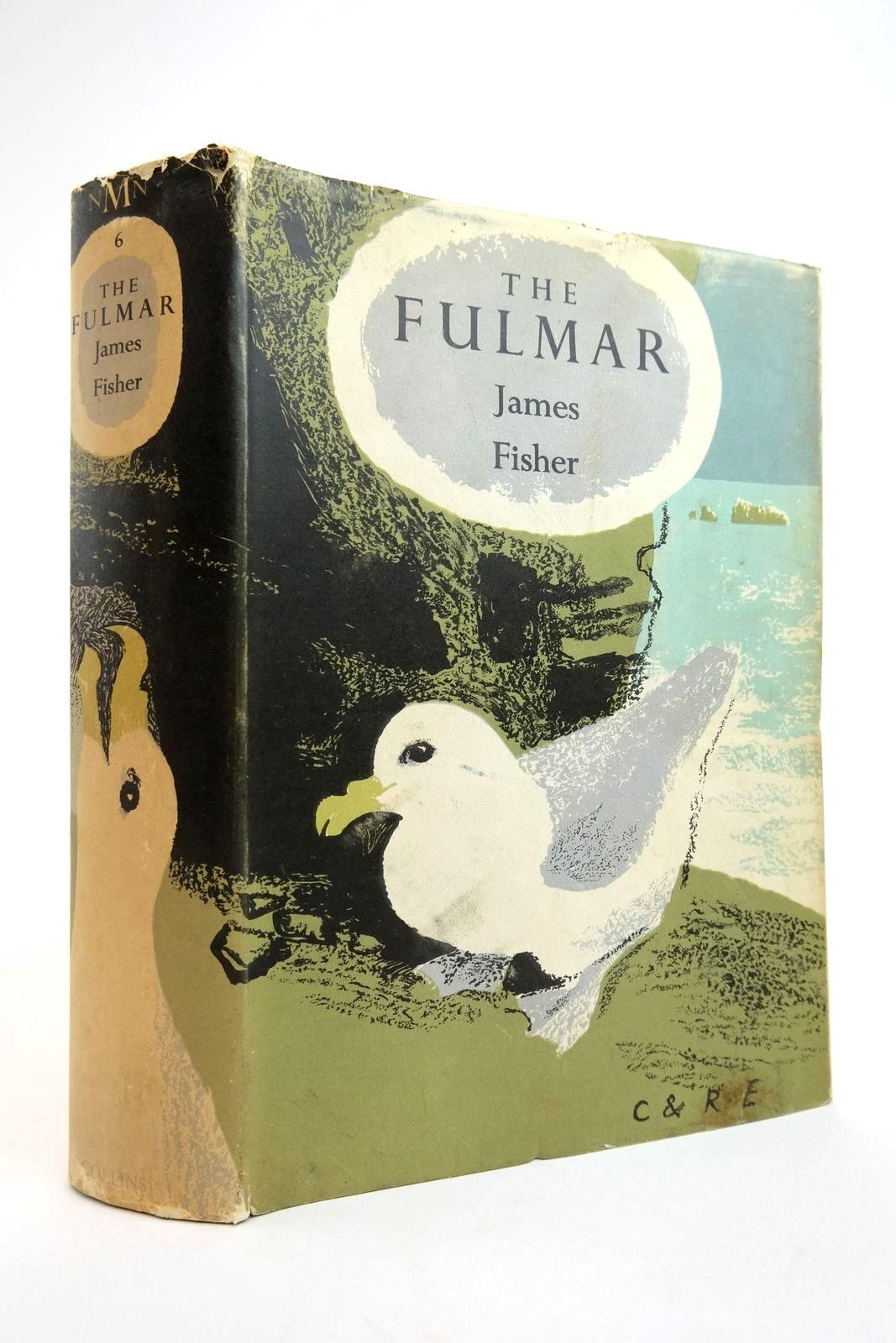 Photo of THE FULMAR (NMN 6) written by Fisher, James illustrated by Scott, Peter published by Collins (STOCK CODE: 2134993)  for sale by Stella & Rose's Books
