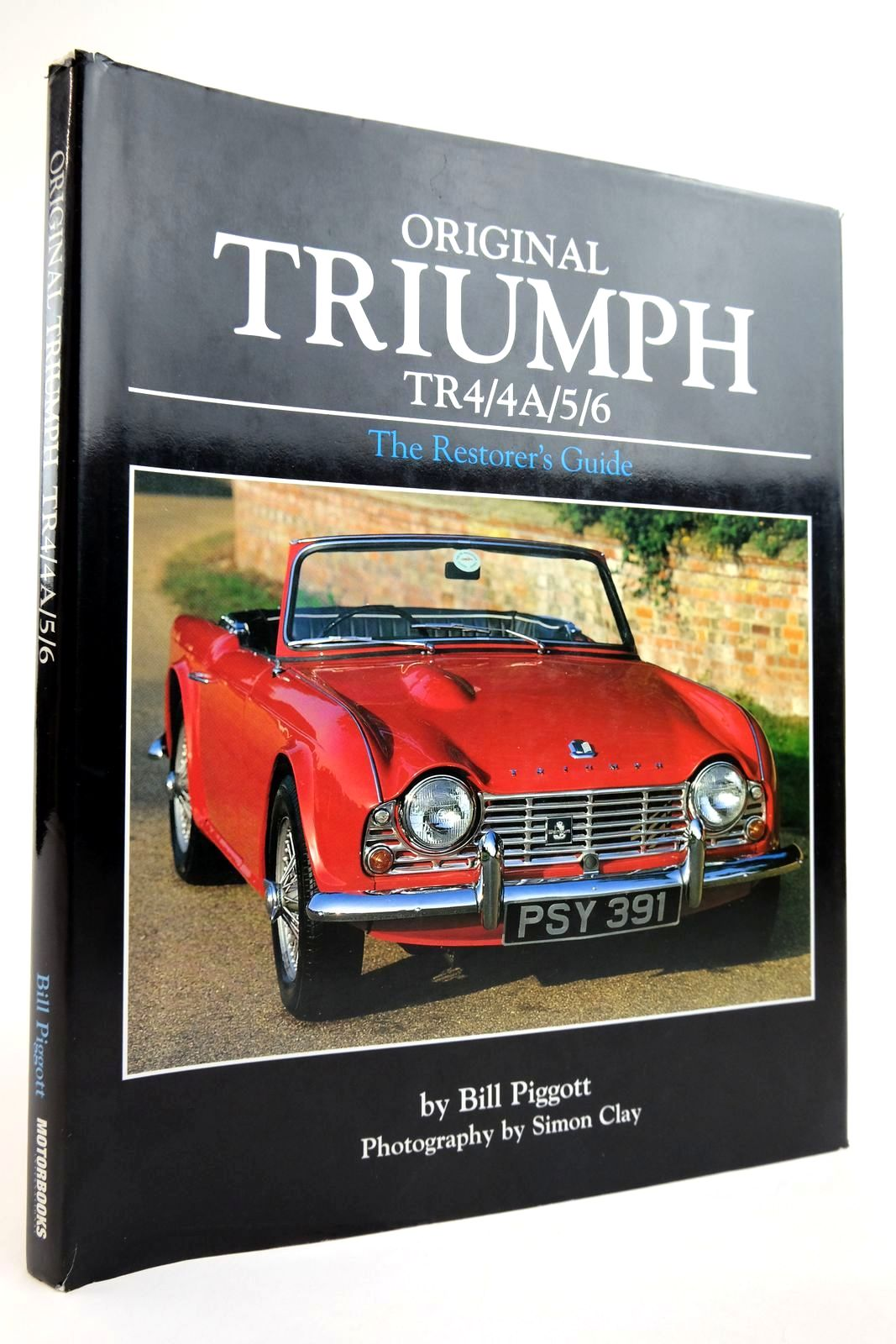 Photo of ORIGINAL TRIUMPH TR4/4A/5/6- Stock Number: 2134997