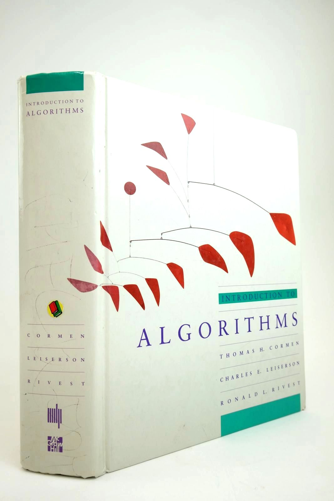 Photo of INTRODUCTION TO ALGORITHMS written by Cormen, Thomas H. Leiserson, Charles E. Rivest, Ronald L. published by The MIT Press (STOCK CODE: 2135007)  for sale by Stella & Rose's Books