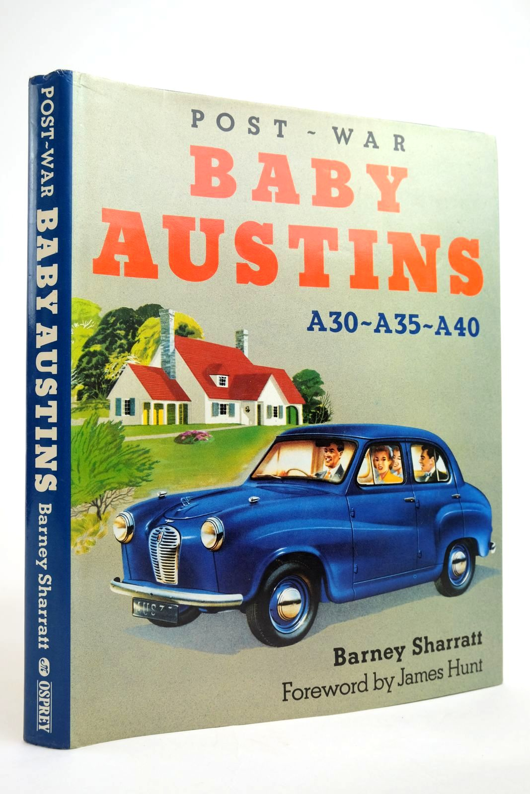 Photo of POST-WAR BABY AUSTINS A30-A35-A40- Stock Number: 2135022
