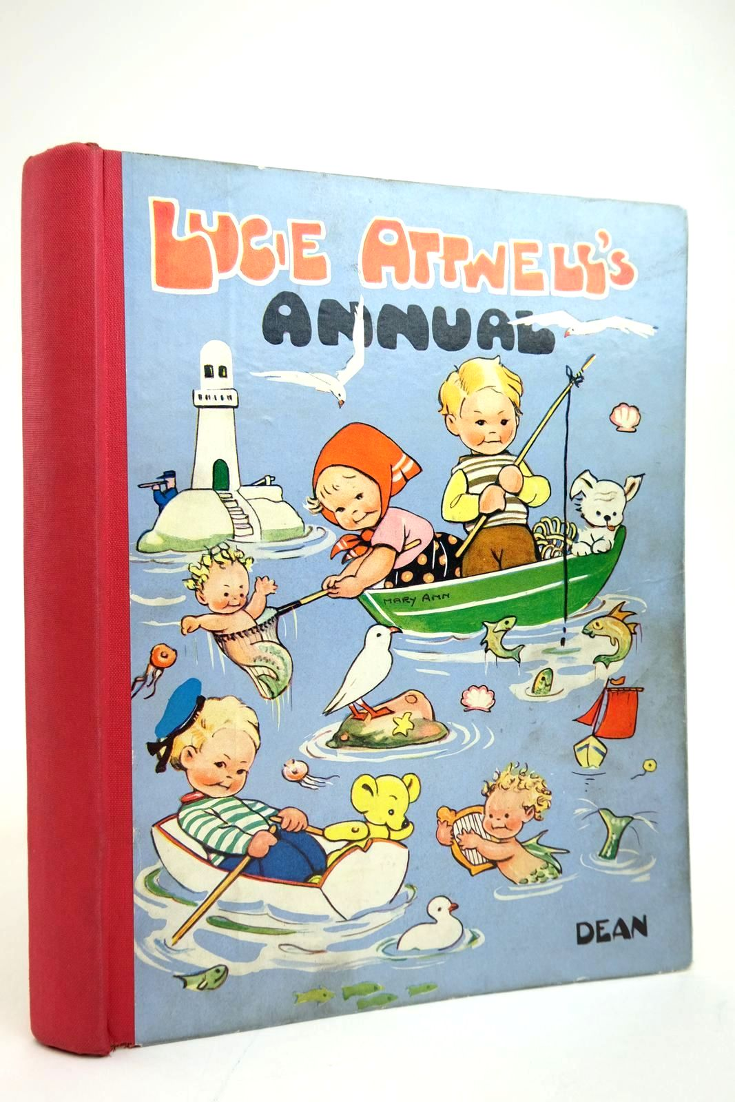 Photo of LUCIE ATTWELL'S ANNUAL 1944- Stock Number: 2135056