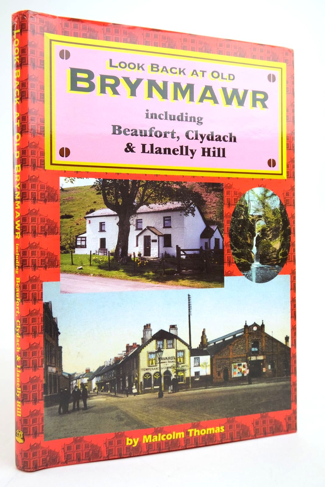 Photo of LOOK BACK AT OLD BRYNMAWR INCLUDING BEAUFORT, CLYDACH & LLANELLY HILL- Stock Number: 2135079