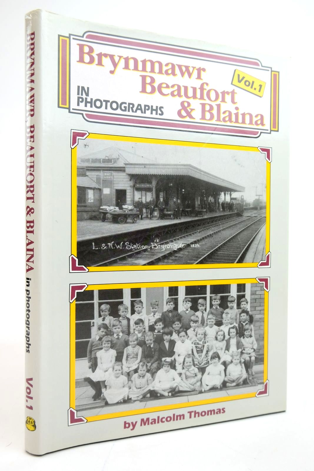 Photo of BRYNMAWR BEAUFORT & BLAINA IN PHOTOGRAPHS VOLUME 1- Stock Number: 2135081