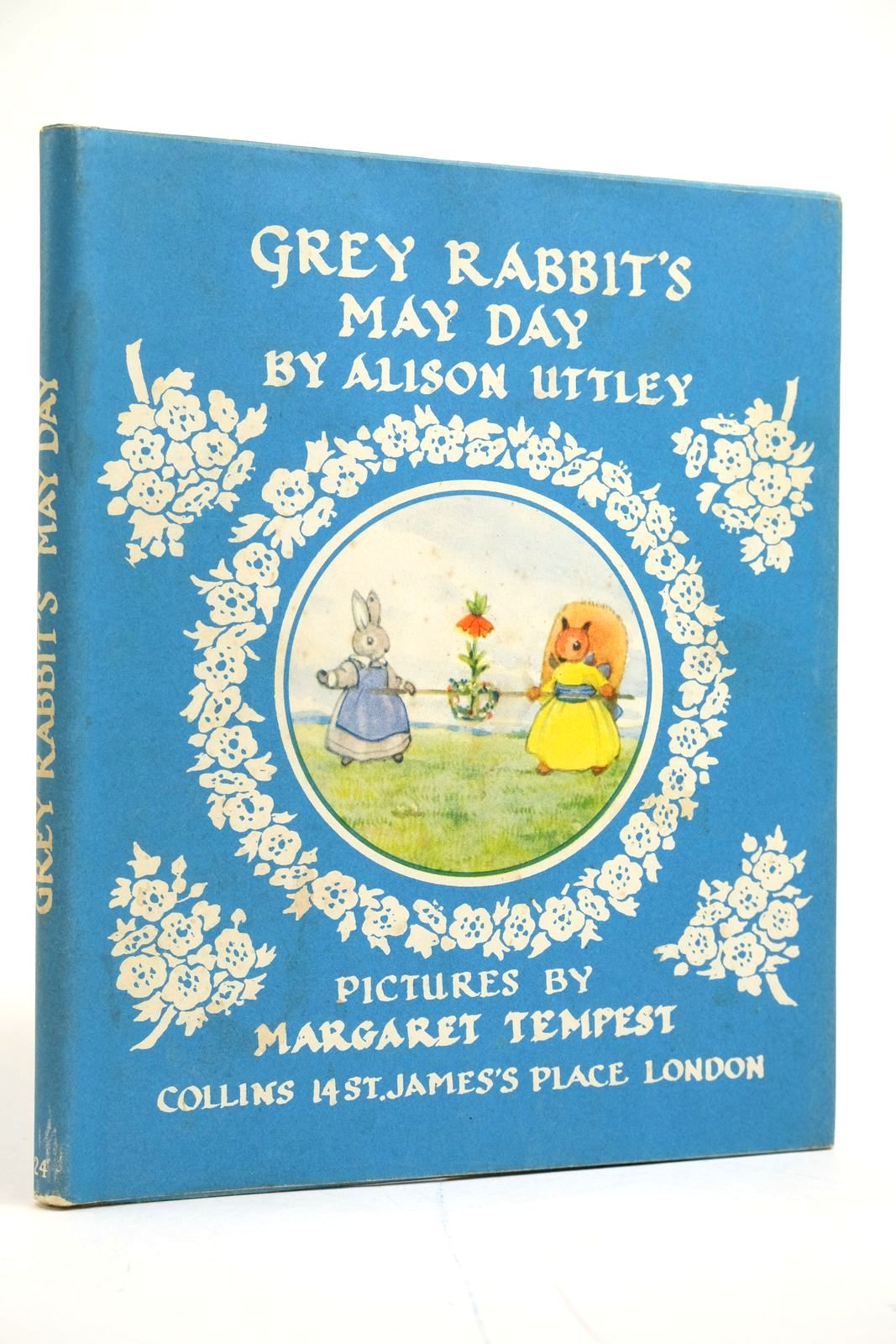 Photo of GREY RABBIT'S MAY DAY- Stock Number: 2135086