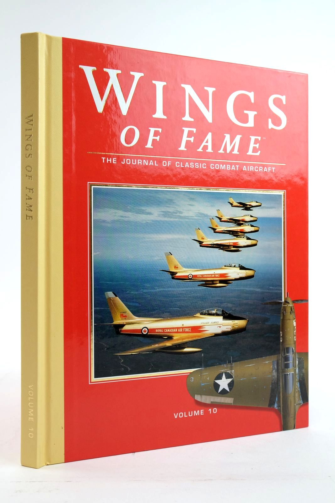 Photo of WINGS OF FAME VOLUME 10- Stock Number: 2135118