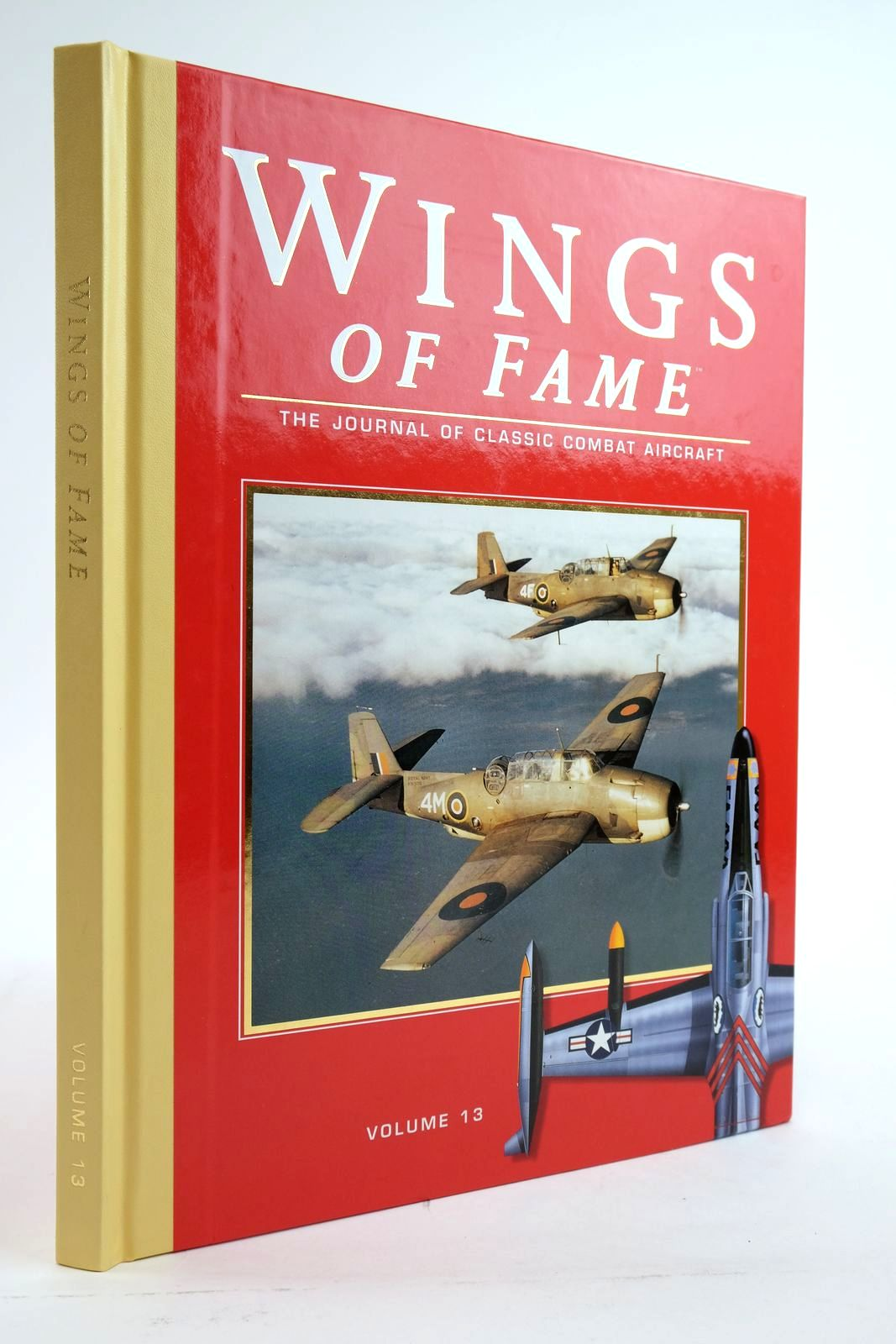 Photo of WINGS OF FAME VOLUME 13- Stock Number: 2135119