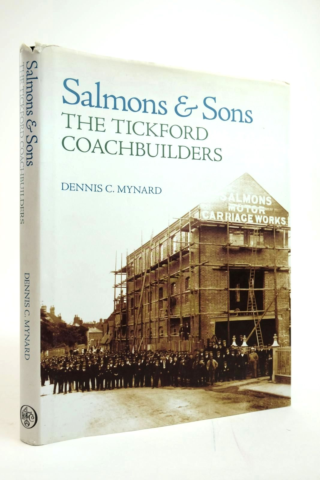 Photo of SALMONS & SONS: THE TICKFORD COACHBUILDERS- Stock Number: 2135142