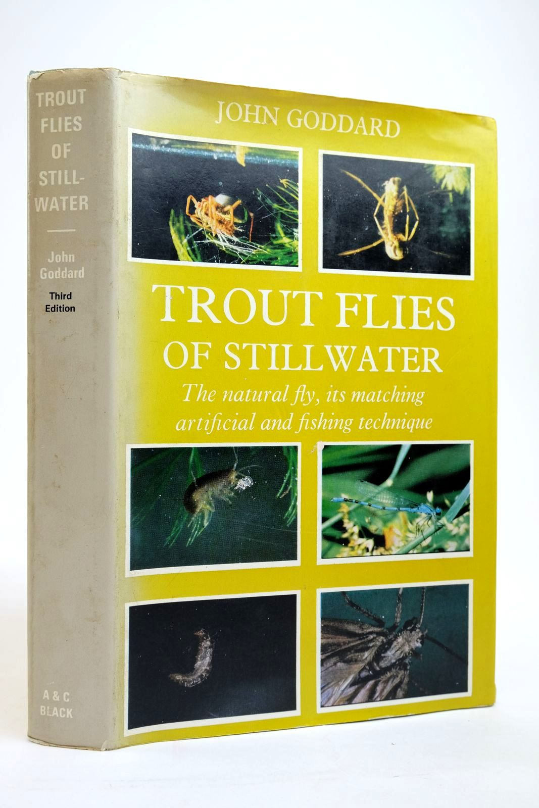 Photo of TROUT FLIES OF STILLWATER- Stock Number: 2135153