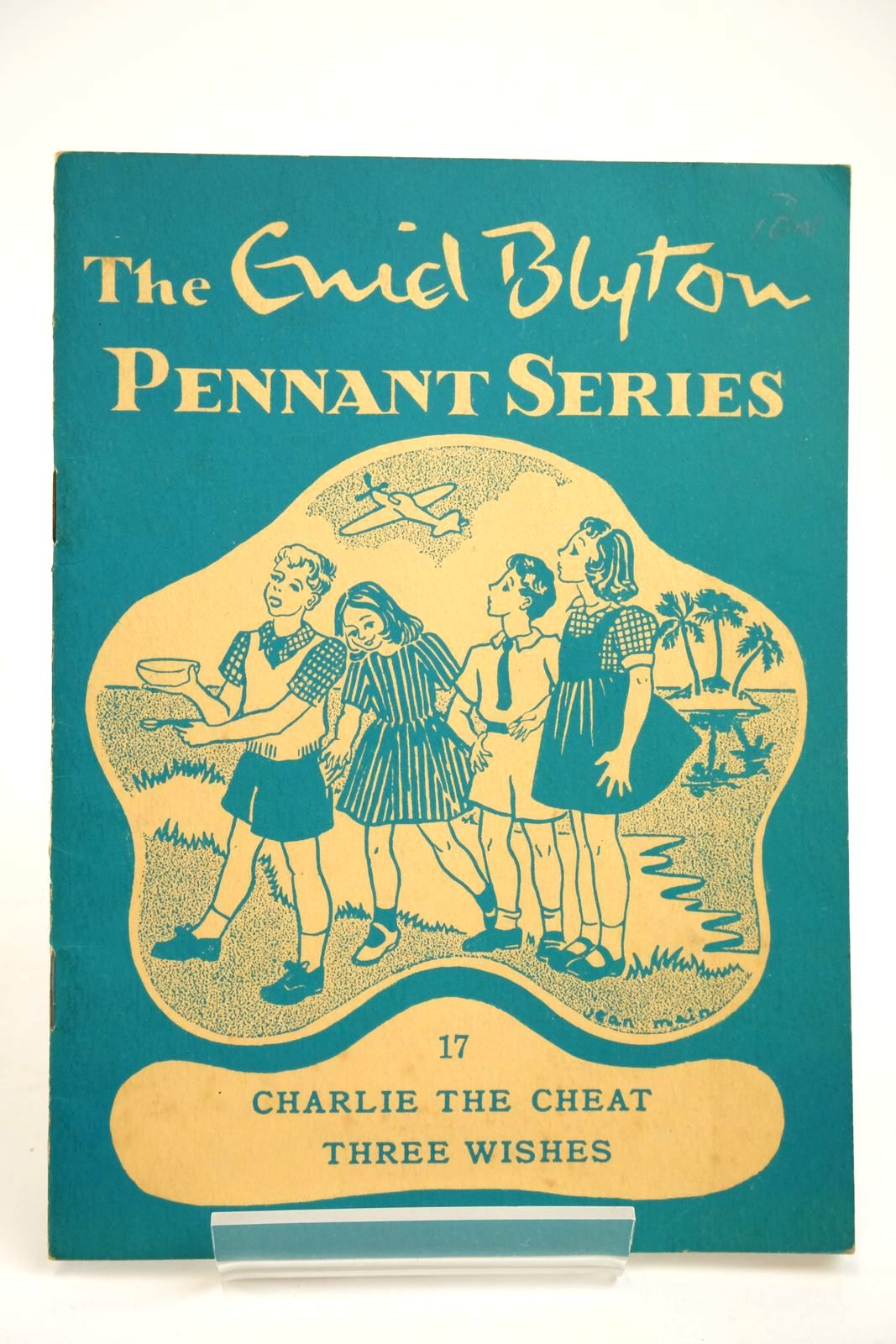 Photo of THE ENID BLYTON PENNANT SERIES No. 17 CHARLIE THE CHEAT / THREE WISHES- Stock Number: 2135163
