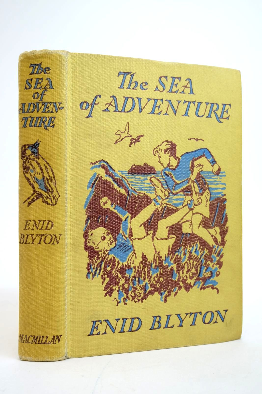 Photo of THE SEA OF ADVENTURE- Stock Number: 2135166