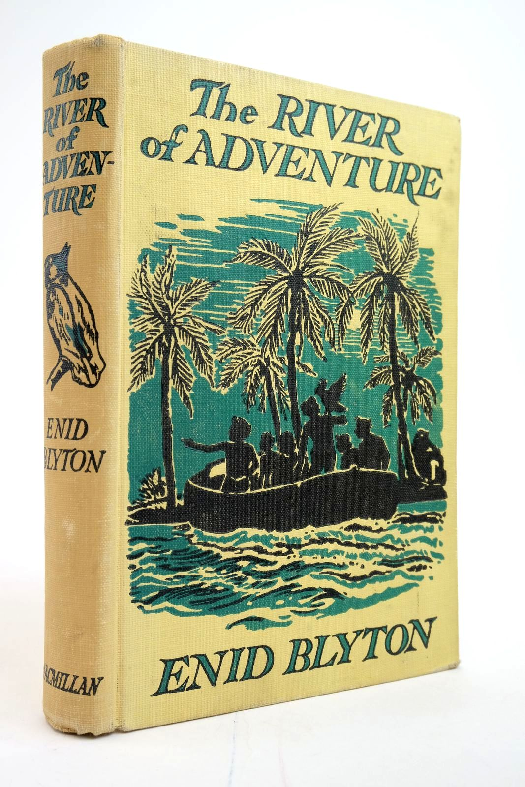 Photo of THE RIVER OF ADVENTURE- Stock Number: 2135171