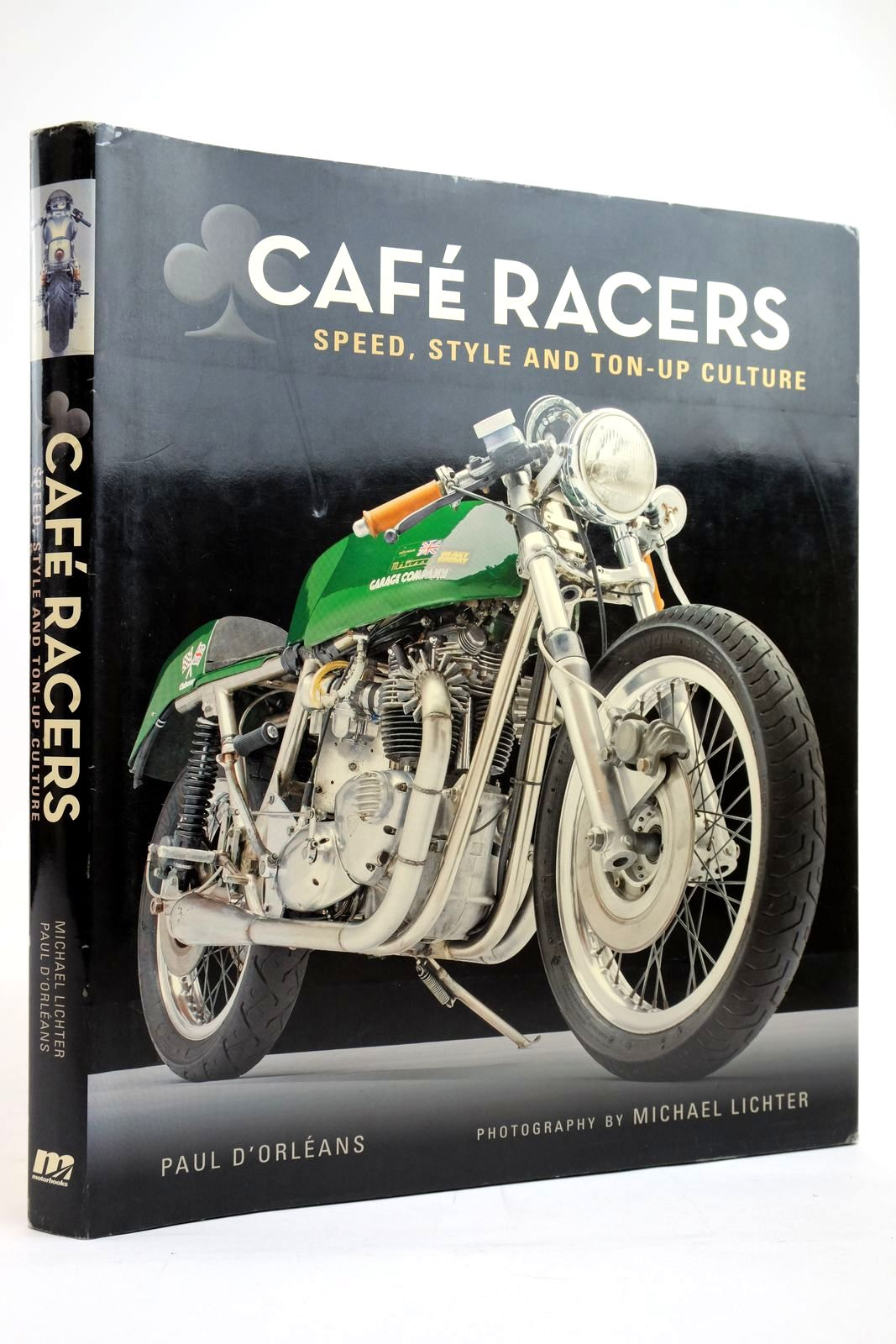 Photo of CAFE RACERS: SPEED, STYLE AND TON-UP CULTURE- Stock Number: 2135177