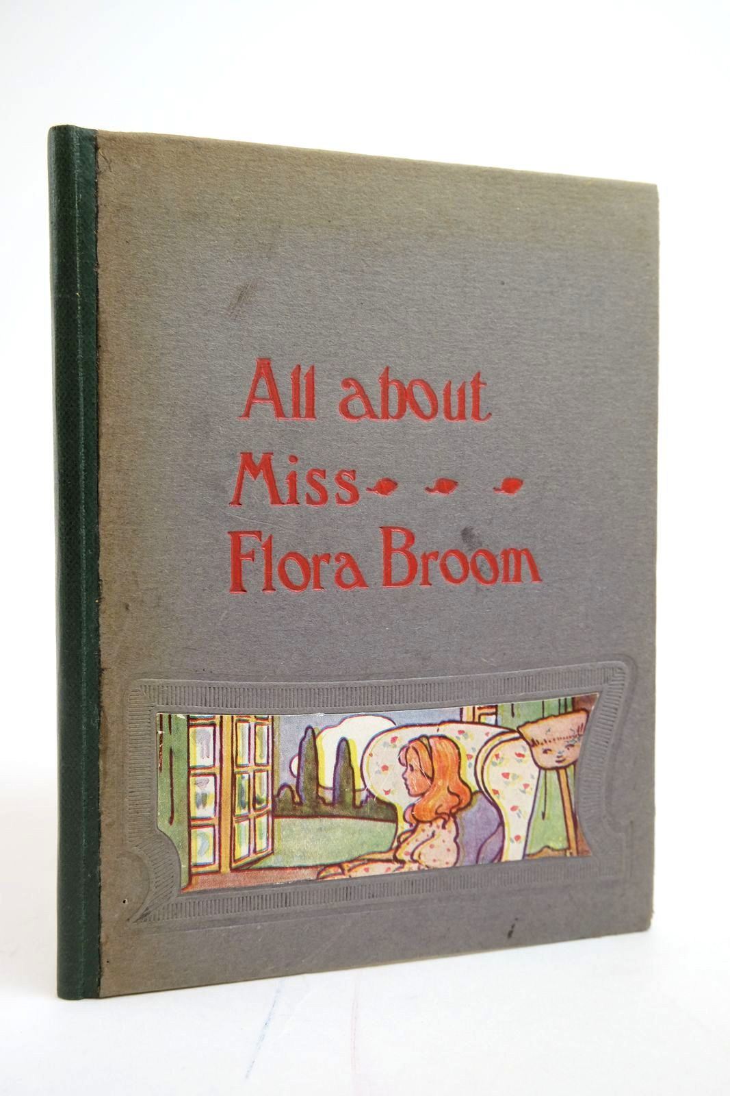Photo of ALL ABOUT MISS FLORA BROOM- Stock Number: 2135187