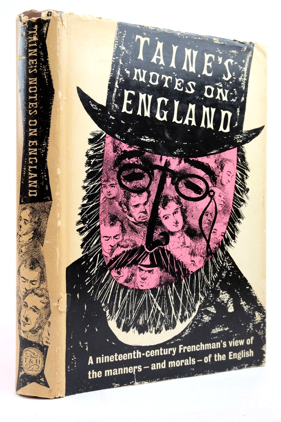 Photo of TAINE'S NOTES ON ENGLAND- Stock Number: 2135189