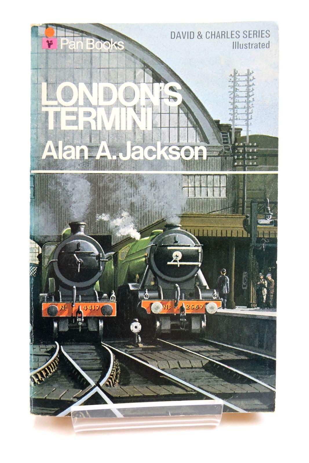Photo of LONDON'S TERMINI- Stock Number: 2135209