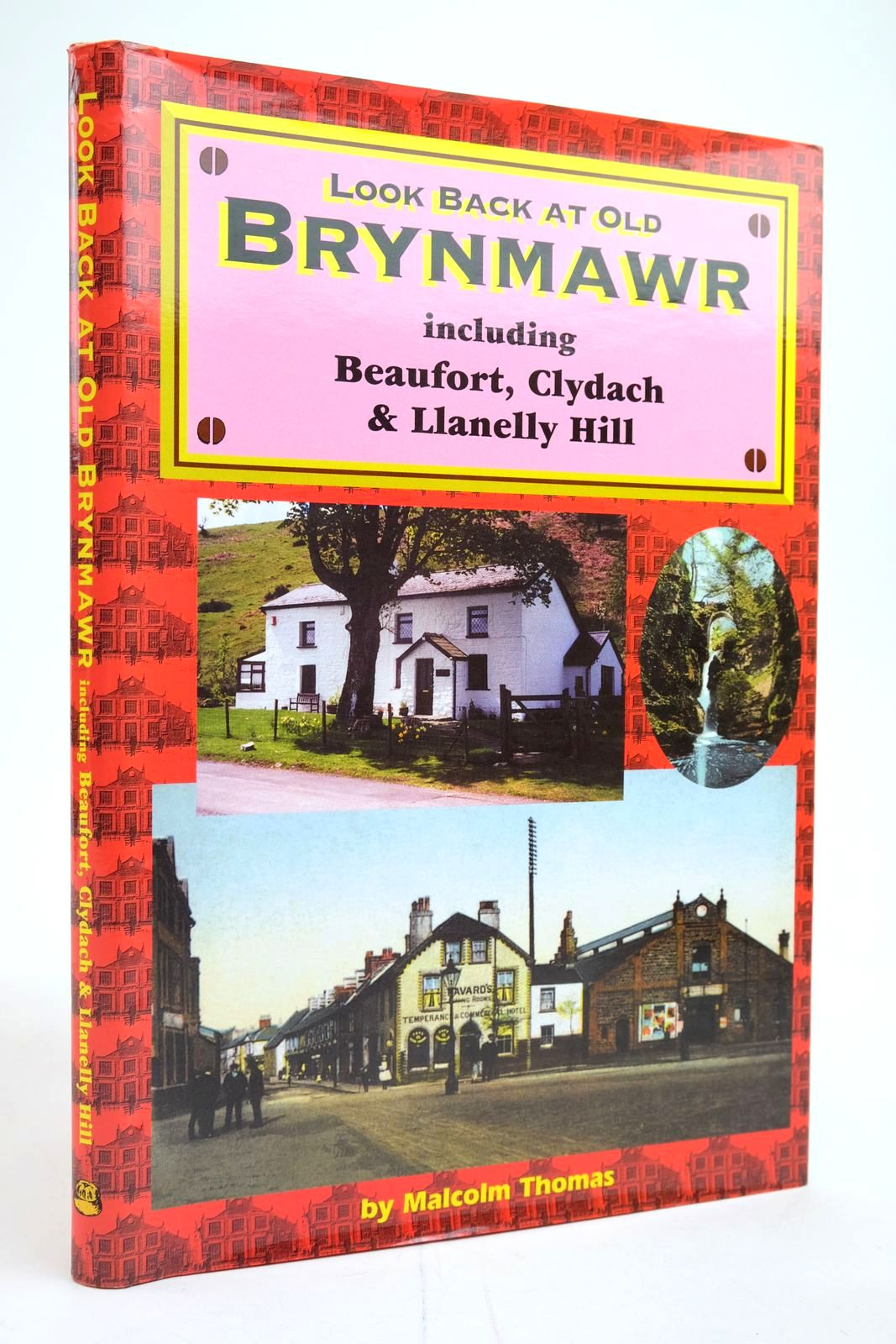 Photo of LOOK BACK AT OLD BRYNMAWR INCLUDING BEAUFORT, CLYDACH & LLANELLY HILL- Stock Number: 2135216