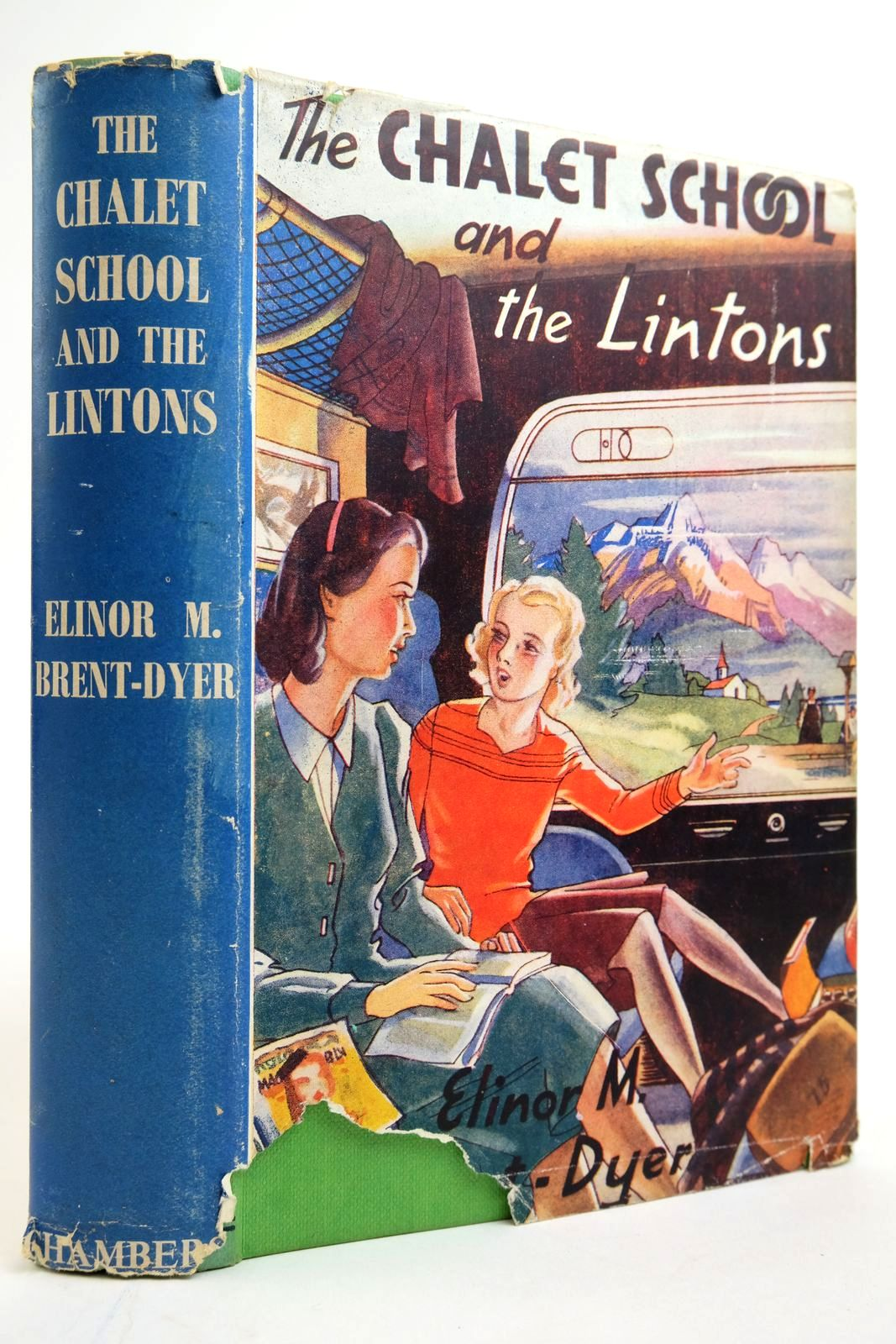 Photo of THE CHALET SCHOOL AND THE LINTONS- Stock Number: 2135236