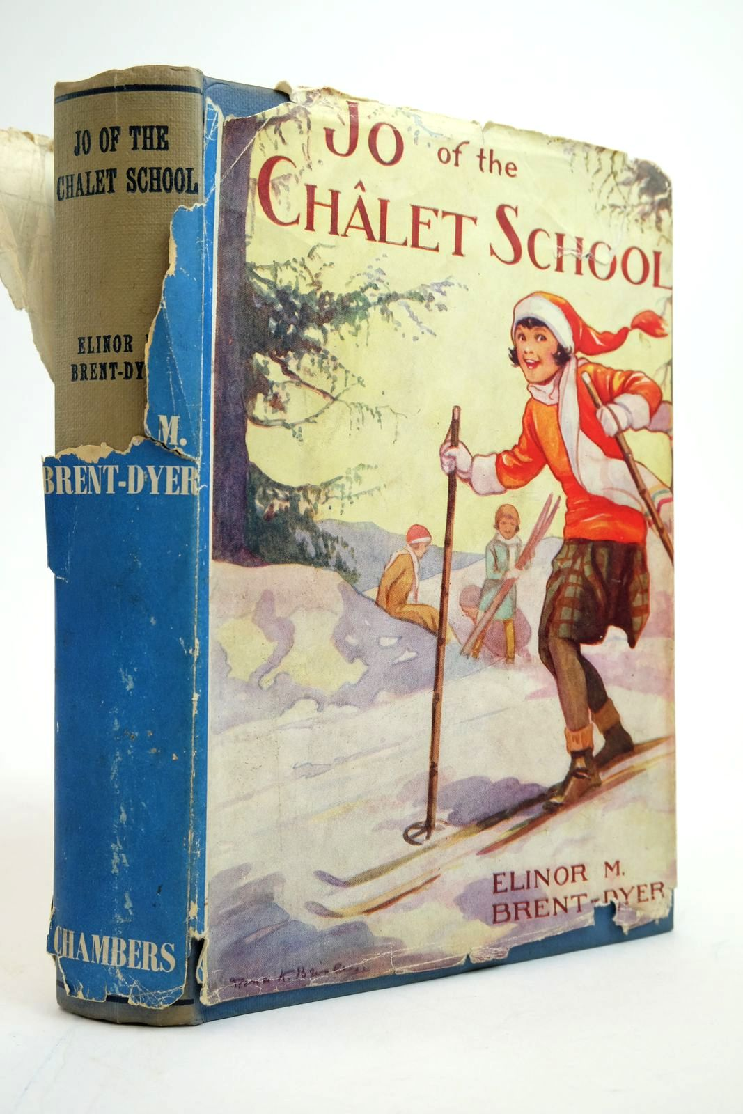 Photo of JO OF THE CHALET SCHOOL- Stock Number: 2135239